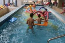 5. lekce plavání