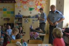 Beseda s policií - červen 2008