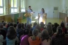 Divadélko SUŠ v mateřské škole