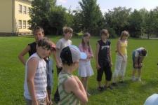 Paťáci v ZŠ Slavkov - červen 2008