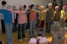 Vánoční besídka 2007