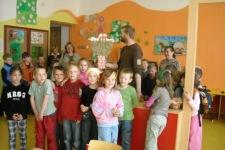 Školní výlet - červen 2009