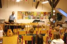 Staré hudební nástroje - leden 2009