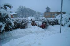 Zima - leden 2010