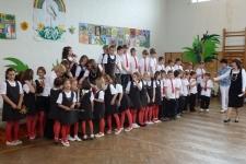 Vystoupení sboru Čápata