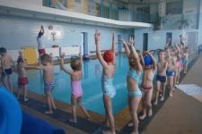 Plavecký výcvik dětí
