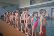 26.11.2012 Plavecký výcvik dětí (Baby club Kačka)