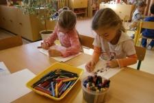 Dopolední činnosti dětí