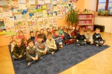 15.01.2014 Návštěva předškoláčků v 1. třídě ZŠ
