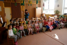 Představení pro děti (Kašpárek a ztracený cirkus)