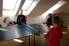 Turnaj ŠD ve stolním tenisu