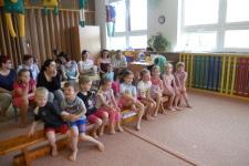 21.05.2014 UKÁZKOVÁ HODINA GYMNASTIKY pro rodiče
