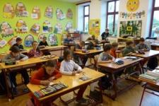 Dětský den ve škole
