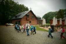Veselé sportování u Vodníka Slámy (Háj ve Slezsku)