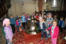 Návštěva životického kostela