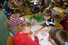 Předškoláci v ZŠ - matematika