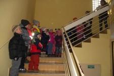 Návštěva dětí z MŠ v DSP