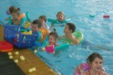 Poslední lekce plavání