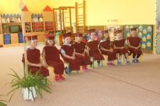 Pasování předškoláků v MŠ