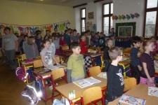 Dorotka Košárková - těší nás úspěchy dětí i mimo školu