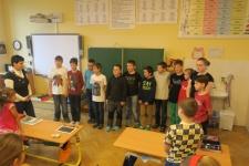 Reprezentace naší školy