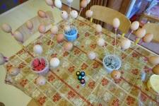 Velikonoční tvoření v MŠ