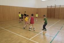 Sportovní kroužek - míčové hry
