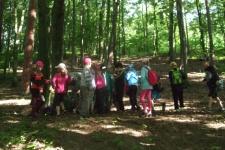 Výlet 1. a 2. ročník - Lesní pedagogika