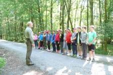Výlet 4. ročník - Lesní pedagogika