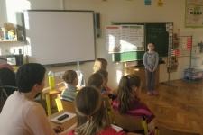 Recitační soutěž - třídní a školní kolo