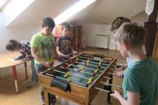 Turnaj ve stolním tenise v ŠD