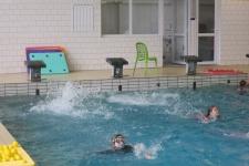 Závěrečná lekce plavání
